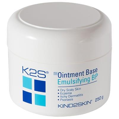 K2S Ointment Base 250g